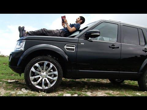 Land Rover Discovery meglio di un coltellino svizzero