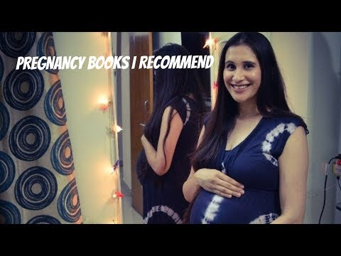 PRE AND POST PREGNANCY BOOKS I RECOMMEND READING