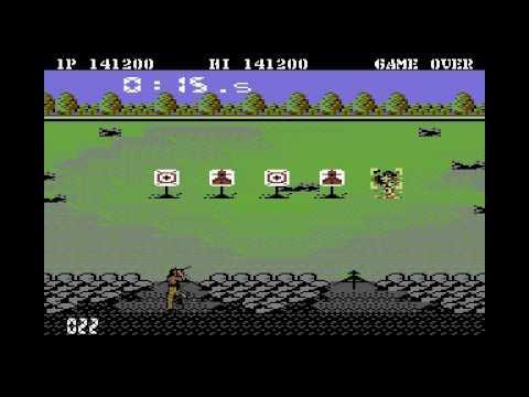 Combat School - C64-Wiki