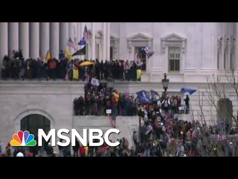 NBC News Producer From Inside The Capitol: 'We Were All Sheltering' | MTP Daily | MSNBC