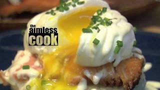 Japanese Inspired Eggs Benedict Recipe: The Aimless Cook