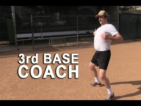 Baseball Wisdom - 3rd Base Coach with Kent Murphy