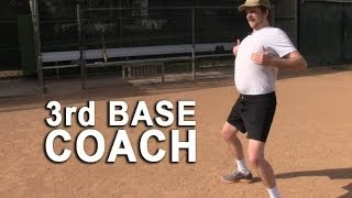 Baseball Wisdom - 3rd Base Coach With Kent Murphy