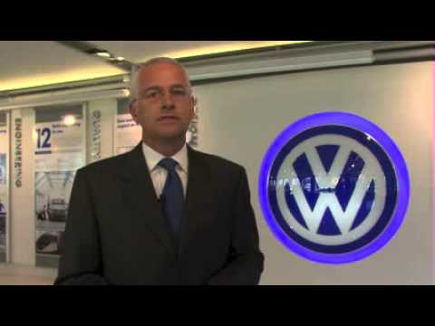 Jonathan Browning, President and CEO of Volkswagen Group of America