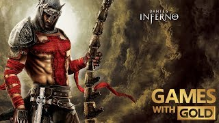 Adult Content  Dante's Inferno - Games With Gold
