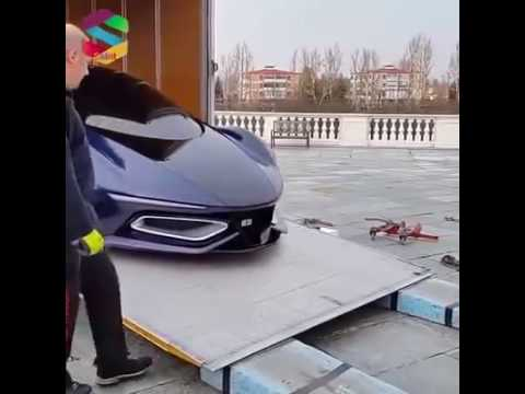 اروع سيارة في العالم (ررررررووووععععة)