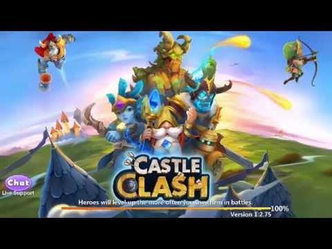 Castle Clash Gameplay  Challenge J