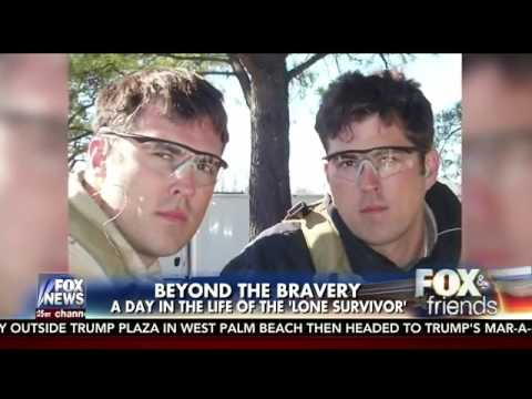 Marcus Luttrell One-on-one Explosive Interview On Fox Friends Video Fox News (2 5 2017)