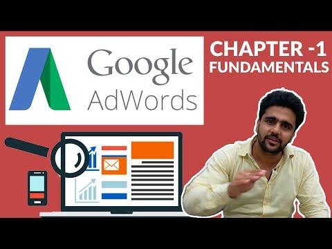 Google Adwords Fundamentals in hindi| Introduction |Chapter-1| Digital Marketing series | Hindi