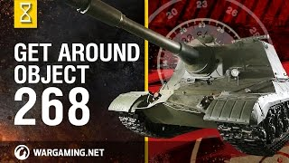Inside the Chieftain's Hatch Object 268 part 1 [World of Tanks]