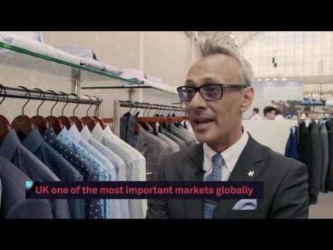 Pure London Exhibitor Interview: Original Penguin
