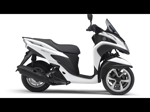 SO POWERFUL MOTOR CYLE //YAMAHA TRICITY 125 CC ....VERY SAFE TO RIDE