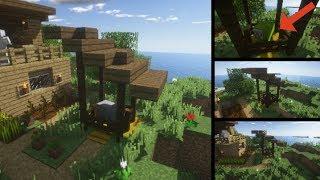 Comment faire un enclos à mouton Minecraft