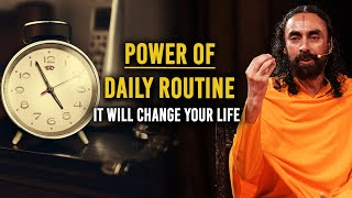Power of Daily Routine to Achieve Big Goals - It Will Completely Transform Your Life | Bhagavad Gita