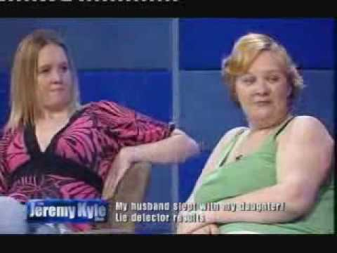 Jeremy Kyle - Funniest Lie Detector Ever