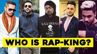 Who is king rapers of India Bohemia ikka .raftar .badshah. ........  And more rapers plz chose one