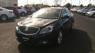 2014 Buick Verano Turbo Premium Group (Start Up, In Depth Tour, and Review)