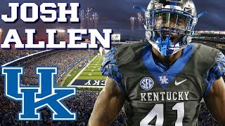 Best Linebacker in the COUNTRY 🔥 Josh Allen Kentucky Highlights