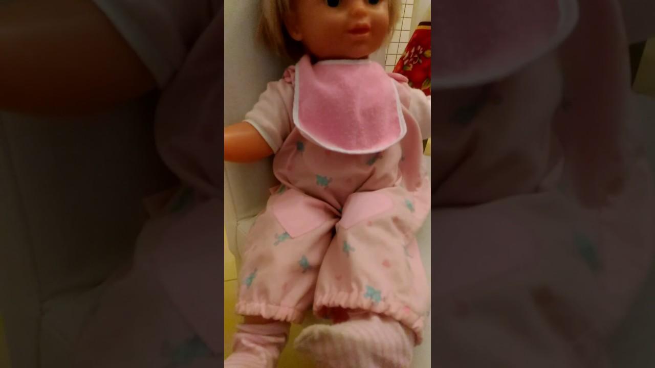 bambola bebi mia - youtube