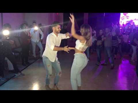 LUIS & ANDREA BACHATA DANCE AT LABKS 2017