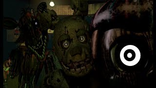 These Freaky Freaks Keeps Freaking Me The Freak Out... Freak || Five Nights at Freddy's 3 - Part 3