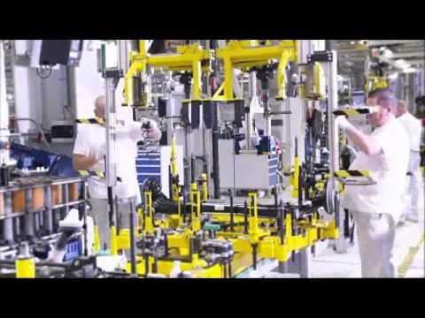 Čo sa ukrýva za výrobou Volkswagenu up!? | Krátky film