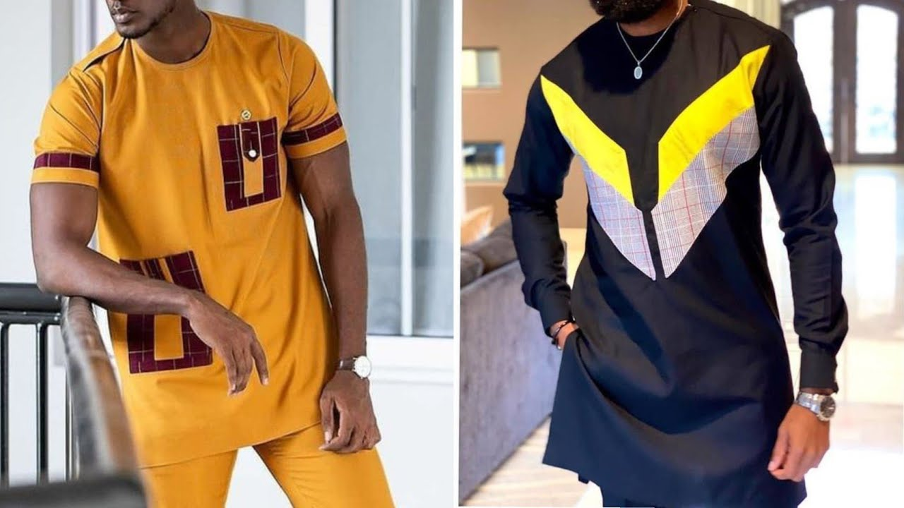 2021 Most Exclusive Nigeria Men Outfits