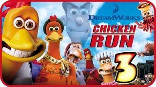 Chicken Run Walkthrough Part 3 (PS1, PC, Dreamcast) Act 2 - 2 Gameplay