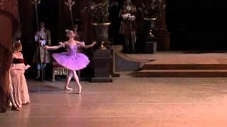 Sleeping Beauty Lilac Fairy Daria Vasnetsova 3 act  variation