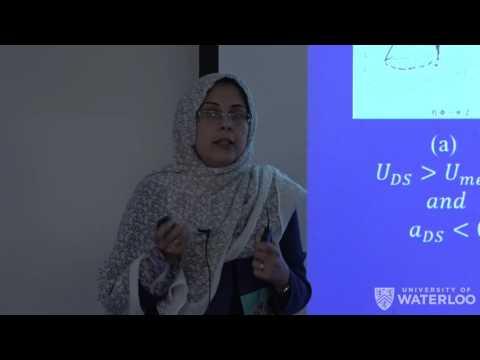 Kobra Gharali - WISE Lecture Series