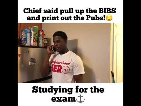 Studying For the Navy advancement Exam