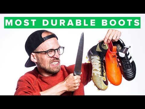 TOP 5 DURABLE FOOTBALL BOOTS   Boots That Won't Break