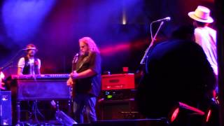 """Tough Mama,"" by Bob Dylan, performed by Warren Haynes & The Seaside All-Stars (voc. Jackie Greene)"