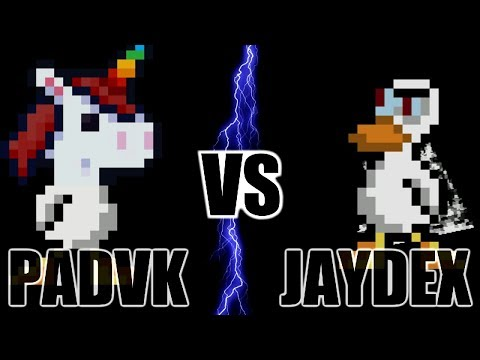 Duck Game 1v1 - Padvk Vs Jaydex