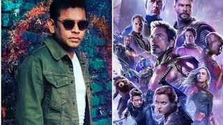 ar rahman songs | avengers marval anthem | song lyrics | Hollywood song tamil