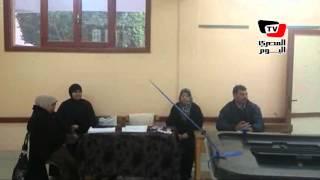 سير الإعادة بالانتخابات البرلمانية ببني سويف بعد حكم القضاء الإدارى بإلغائها