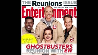 Last Week at Sony Pictures - Ghostbusters Reunion!