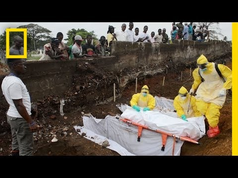 Meet the Fearless Ebola Hunters of Sierra Leone | National Geographic