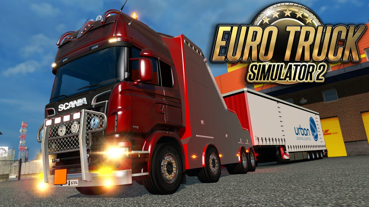 Euro Truck Simulator 2 mods - téléchargement mods ETS 2
