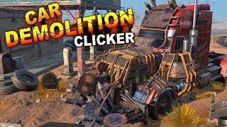 Car Demolition Clicker  - Klik Klik