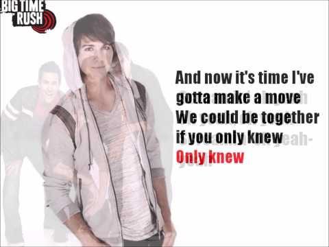 Big Time Rush - Oh Yeah (w/ lyrics)
