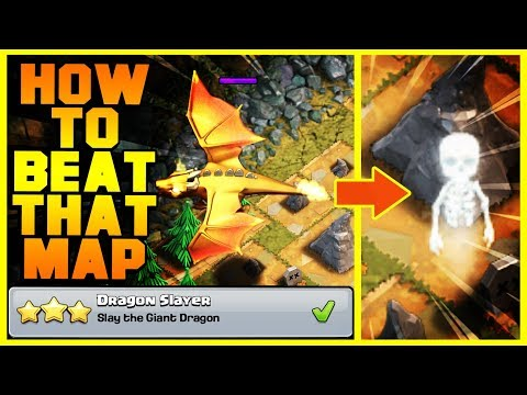 How To 3 Star DRAGON´S LAIR + DRAGON SLAYER Achievement TH8, TH9, TH10, TH11, TH12 | Clash Of Clans