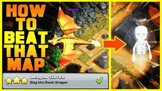 How to 3 Star DRAGON´S LAIR + DRAGON SLAYER Achievement TH8, TH9, TH10, TH11, TH12   Clash of Clans