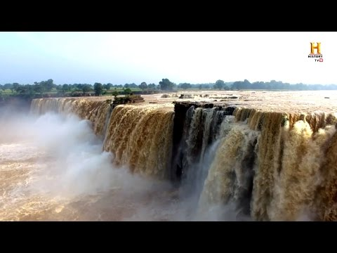 Chitrakote Waterfalls - The Niagra Falls of India - OMG! Chhattisgarh  - HISTORY TV18