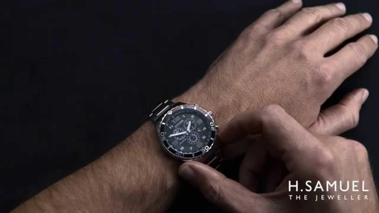 Citizen Watches | Explore Citizen Watches Online | H.Samuel
