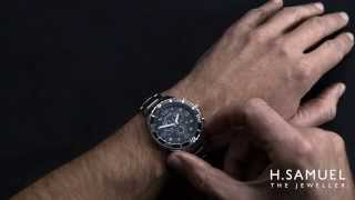 Citizen Eco-Drive Men's Chronograph Watch – New & Exclusive to H.Samuel