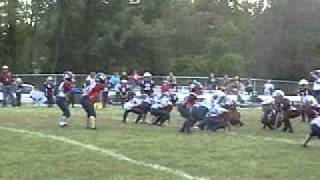 Great run by Logan Skorupa vs. Chesterton (9/2011)