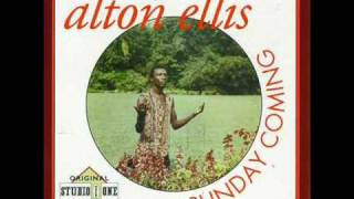 Alton Ellis - These Eyes YouTube Videos