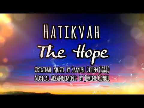 Hatikvah - Israel National Anthem (instrumental Jewish song)