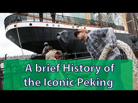 A brief History of the Iconic Peking